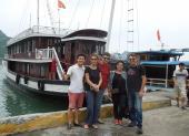 Visiteurs Agence de voyage  Vietnam Dragon Travel 32