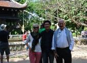 Visiteurs Agence de voyage  Vietnam Dragon Travel 34