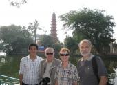 Visiteurs Agence de voyage  Vietnam Dragon Travel 37