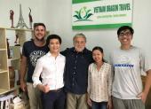 Visiteurs Agence de voyage  Vietnam Dragon Travel 40