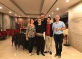 Voyageurs chez agence de voyage Vietnam Dragon Travel (10)