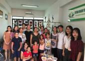 Voyageurs chez agence locale Vietnam Dragon Travel  (34)