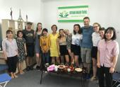 Voyageurs chez agence locale Vietnam Dragon Travel  (38)