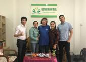 Voyageurs chez agence locale Vietnam Dragon Travel  (39)