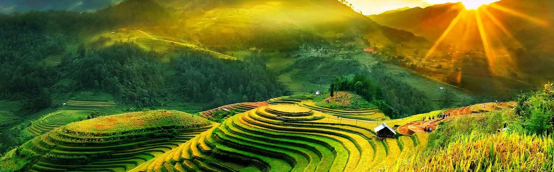 Agence de voyage sur mesure au Vietnam, Laos & Cambodge.