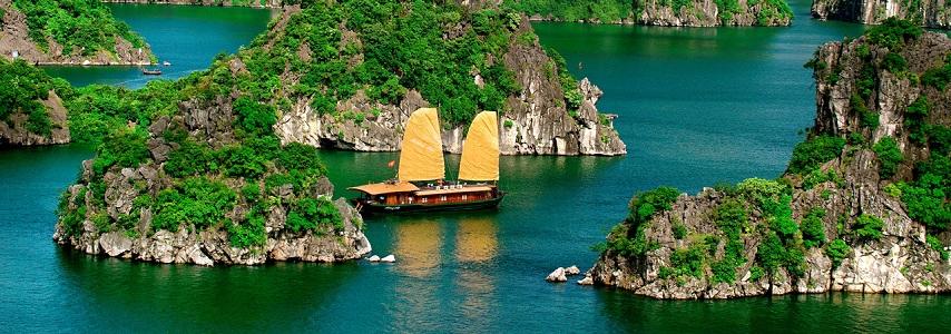 Excellente organisation de voyage au vietnam avec agence locale Vietnamienne