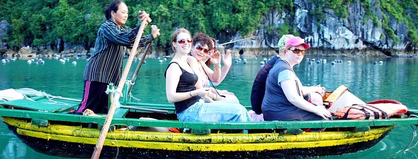 Bonnes vacances au Vietnam avec agence de voyage locale au vietnam