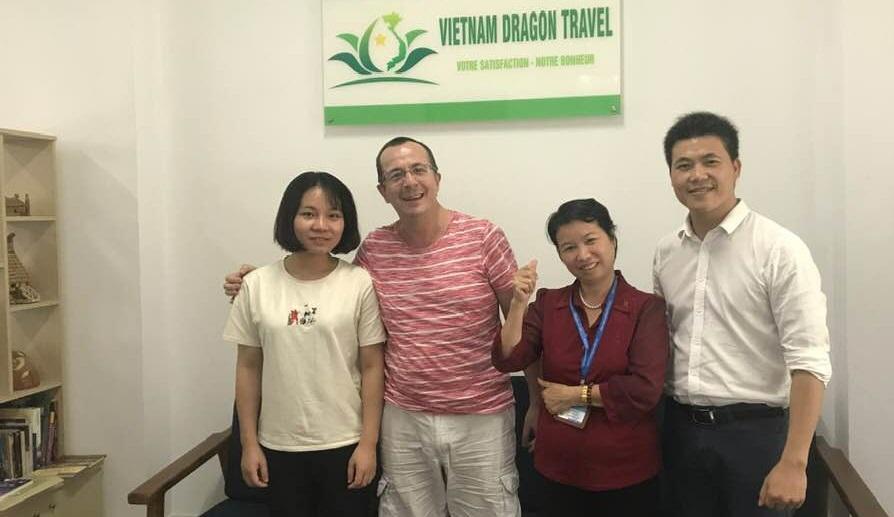 Excellente organisation et agence francophone serieuse fiable pour voyage au Vietnam
