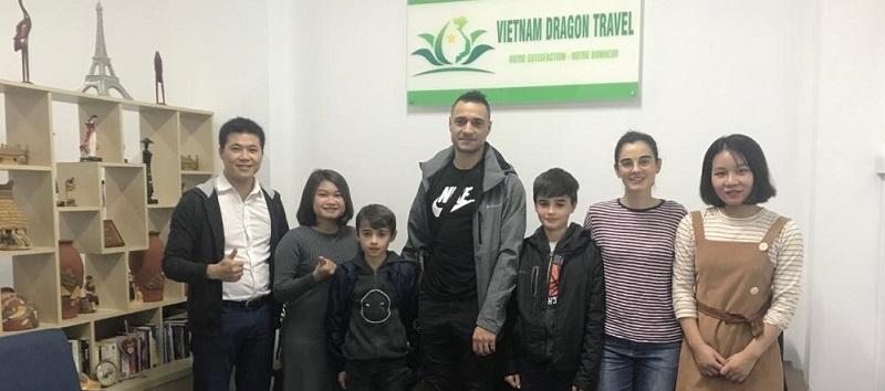 Merveilleux voyage en famille au Vietnam organisé par agence de voyage locale vietnamienne