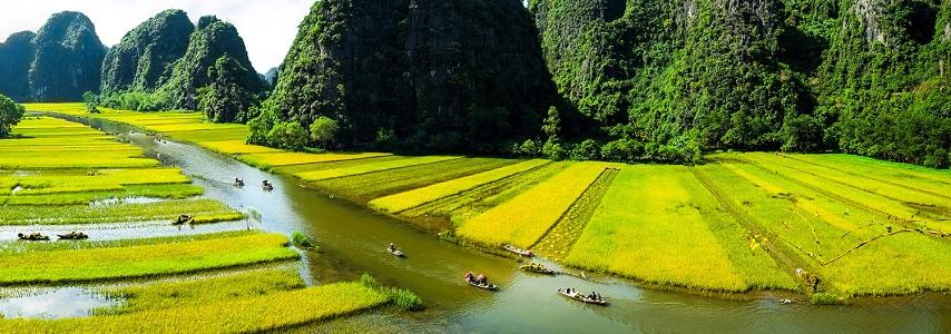 Superbe voyage au Vietnam en famille avec agence de voyage locale à Hanoi
