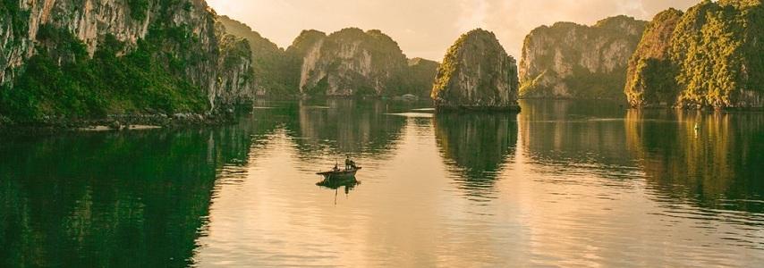 Voyage au Vietnam avec bonne agence de voyage locale à Hanoi Vietnam