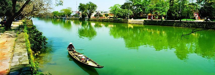 Voyage au Vietnam de Mr René Tascedda