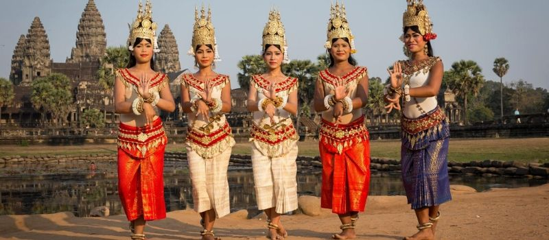 Circuit au Cambodge Vietnam Laos avec agence voyage francophone locale