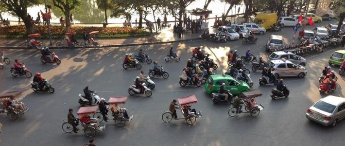Circulation au Vietnam : À savoir avant de voyage au Vietnam