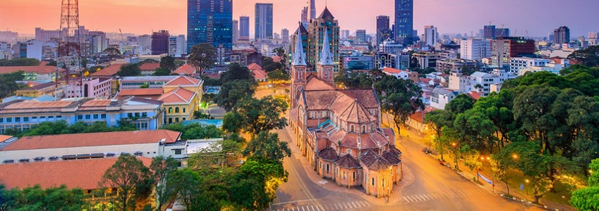 Climat de Ho Chi Minh Ville