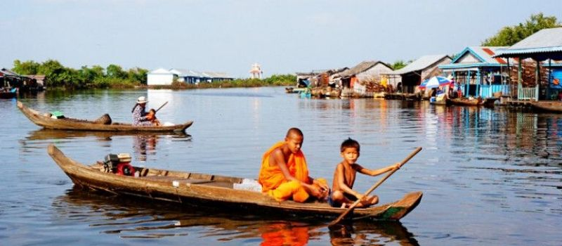 Comment se déplacer pendant Voyage au Cambodge Vietnam avec Agence locale