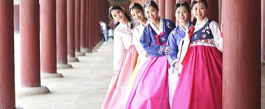 tenue-korea