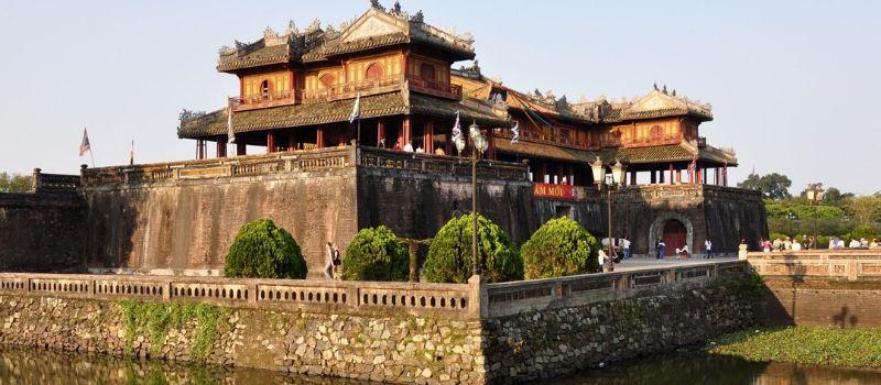 citadelle de hue vietnam