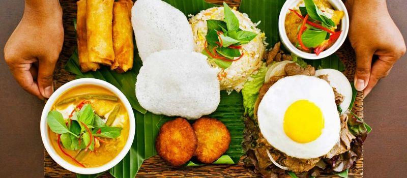 nourriture au cambodge
