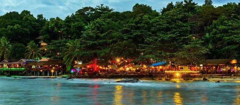 Voyage au Cambodge: Découverte de la vie nocturne à Sihanoukville