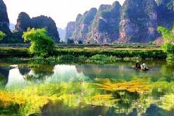 Circuit Visite Trang An Hoa Lu Ninh Binh 1 jour
