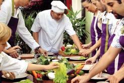 Cours de cuisine et visite Hanoi