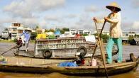 Croisière delta du Mékong en jonque Mekong Queen 1 jour