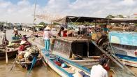 Croisière delta du Mékong en sampan Le Cochinchine 3 jours 2 nuits