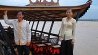 Croisière delta du Mékong en sampan Mekong Queen 1 jour
