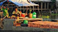 Croisière delta du Mékong sur jonque Gecko Eyes Mekong 2 jours 1 nuit
