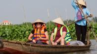 Croisière delta du Mékong sur jonque Mekong Queen 1 jour