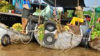 Croisière delta du Mékong sur jonque Song Xanh Mekong 3 jours 2 nuits