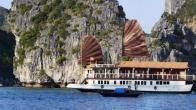 Croisiere en baie Halong sur jonque Annam Ha Long 3 jours 2 nuits