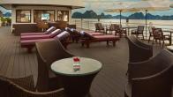 Croisiere en baie Halong sur jonque Athena Halong 3 jours 2 nuits