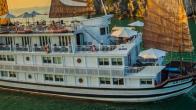 Croisiere en baie Halong sur jonque Bhaya Legend 1 cabine 3 jours 2 nuits