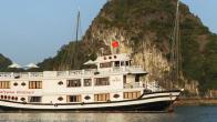 Croisiere en baie Halong sur jonque Calypso HaLong 2 jours 1 nuit