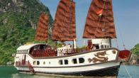 Croisiere en baie Halong sur jonque Dragon Pearl HaLong 2 jours 1 nuit