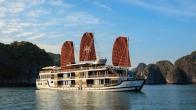 Croisiere en baie Halong sur jonque Orchid HaLong 3 jours 2 nuits