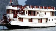 Croisiere en baie Halong sur jonque Oriental sails Ha Long 2 jours 1 nuit