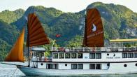 Croisiere en baie Halong sur jonque Phoenix Ha Long 2 jours 1 nuit