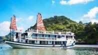 Croisiere en baie Halong sur jonque Swan Ha Long 3 jours 2 nuits