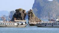 Croisiere en baie Halong sur jonque Valentine Premium 3 jours 2 nuits