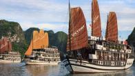 Croisiere en baie Halong sur jonque Victory HaLong 2 jours 1 nuit