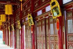 Visite Hue et dîner impérial avec la musique 1 jour