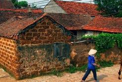 Visite pagode Thay et village de Duong Lam