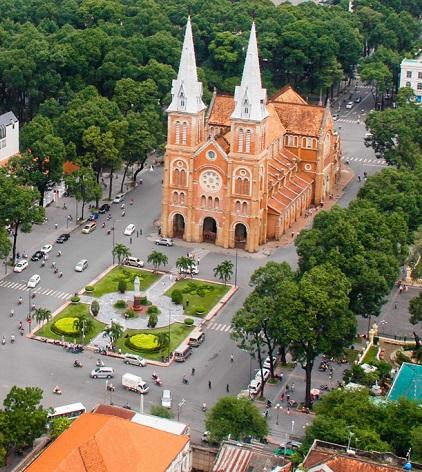 Saigon Ho Chi Minh ville