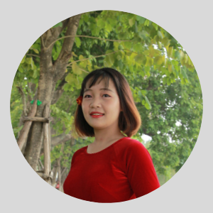 Mlle. Phuong Dung Service clientèle Marketing d'agence locale vietnam