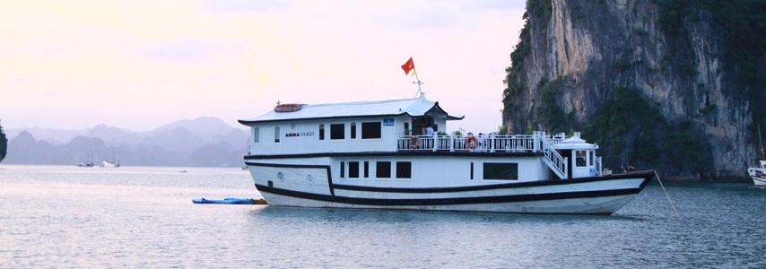 Jonque Amira 3 cabines
