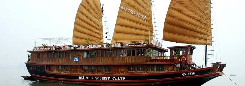 Jonque Halong Sails Halong