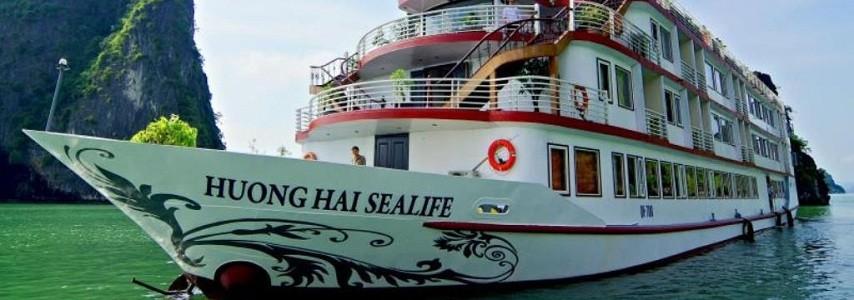 Jonque Huong Hai Halong